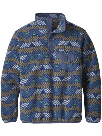 Patagonia LW Synchilla Snap-T Fleece Pullover Boys