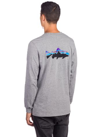 Patagonia Fitz Roy Trout Responsibili Long Sleeve