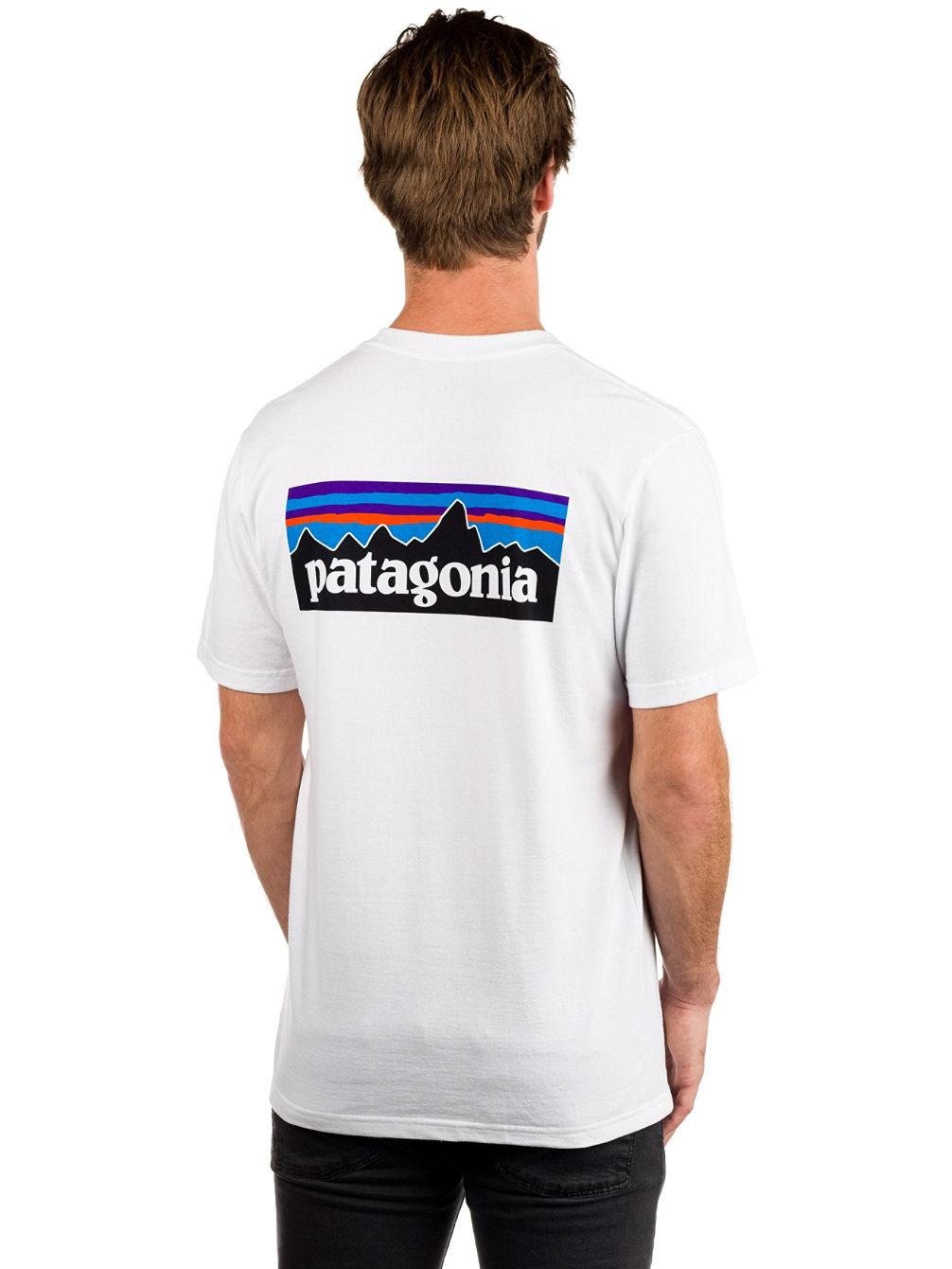 Buy Patagonia P-6 Logo Responsibili T-Shirt online at blue-tomato.com d9396dd1cf1d