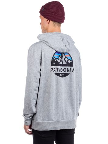 Patagonia Fitz Roy Scope LW Zip Hoodie