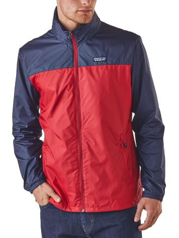 Patagonia Light & Variable Windbreaker
