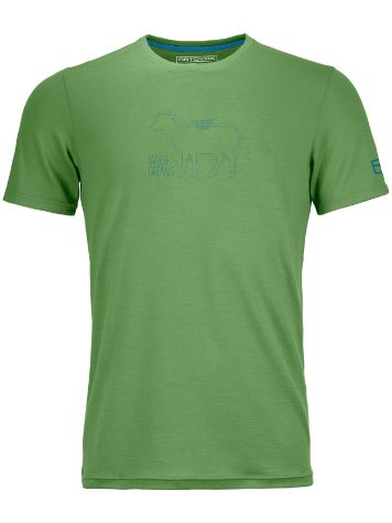 Ortovox 150 Cool Wool Grows Tech Tee