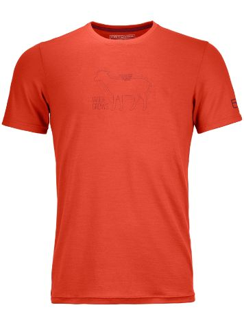 Ortovox 150 Cool Wool Grows Camiseta técnica