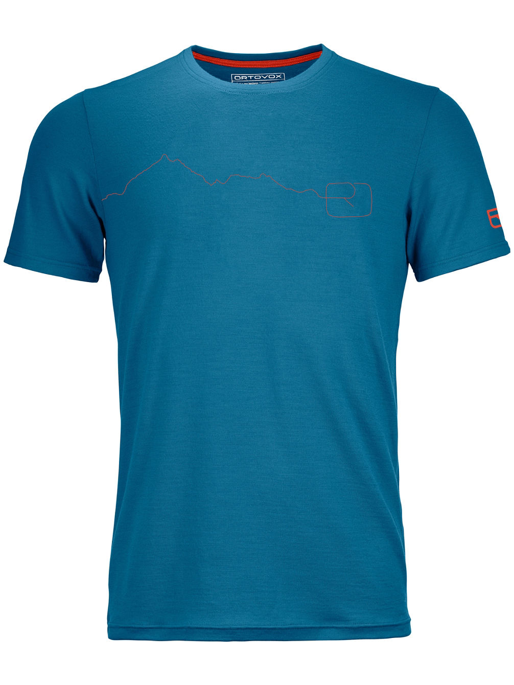 150 Cool Mountain Camiseta técnica