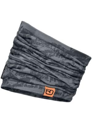 Ortovox 120 Tec Neckwarmer black steel Gr. Uni