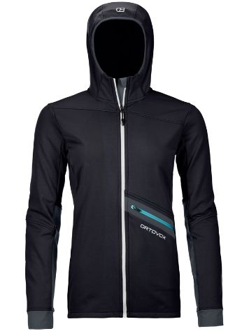 Ortovox Light Tec Hooded Fleecejacke