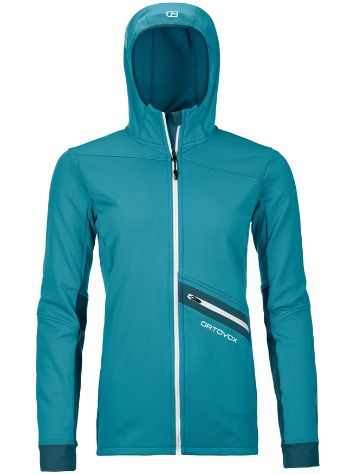 Ortovox Light Tec Hooded Fleece Jacket