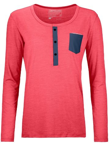Ortovox 120 Cool Tec Tech Tee LS