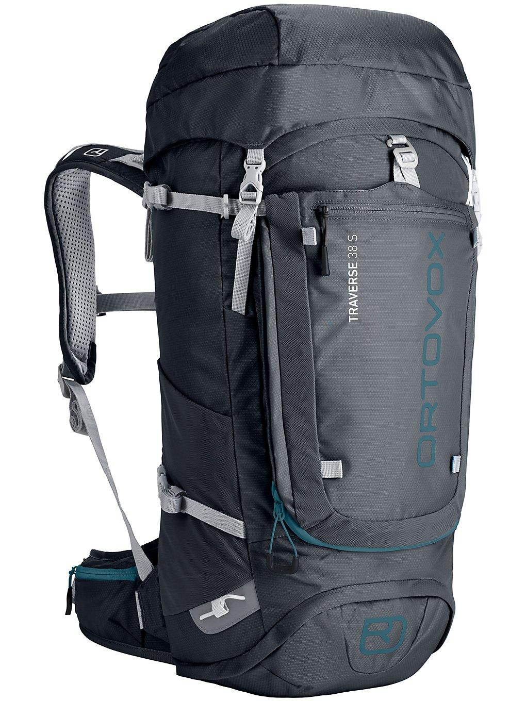 Ortovox Traverse 38 Backpack black anthracite Gr. Uni