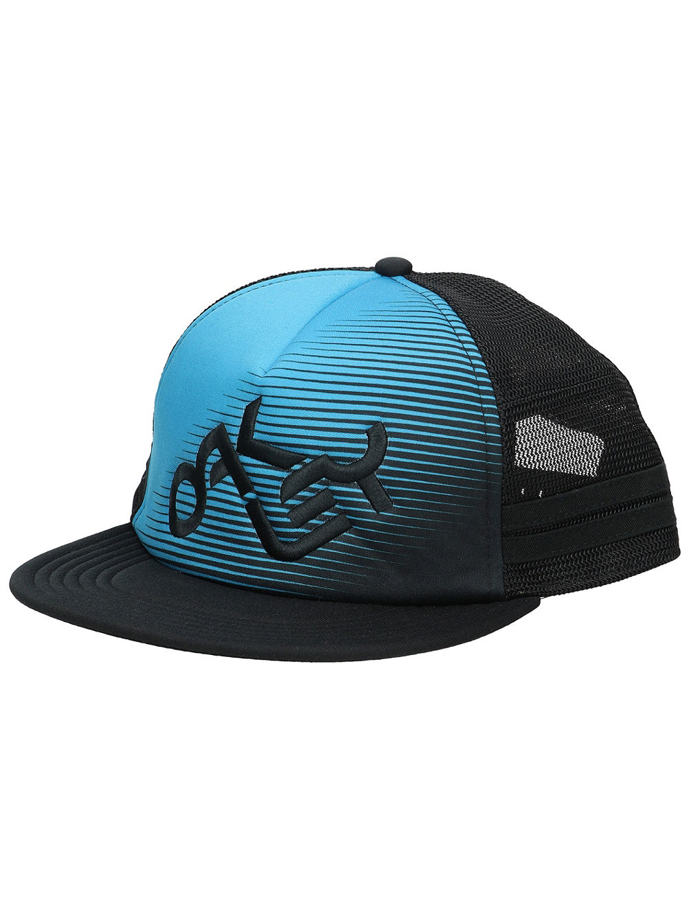 Novelty Logo Trucker Cap