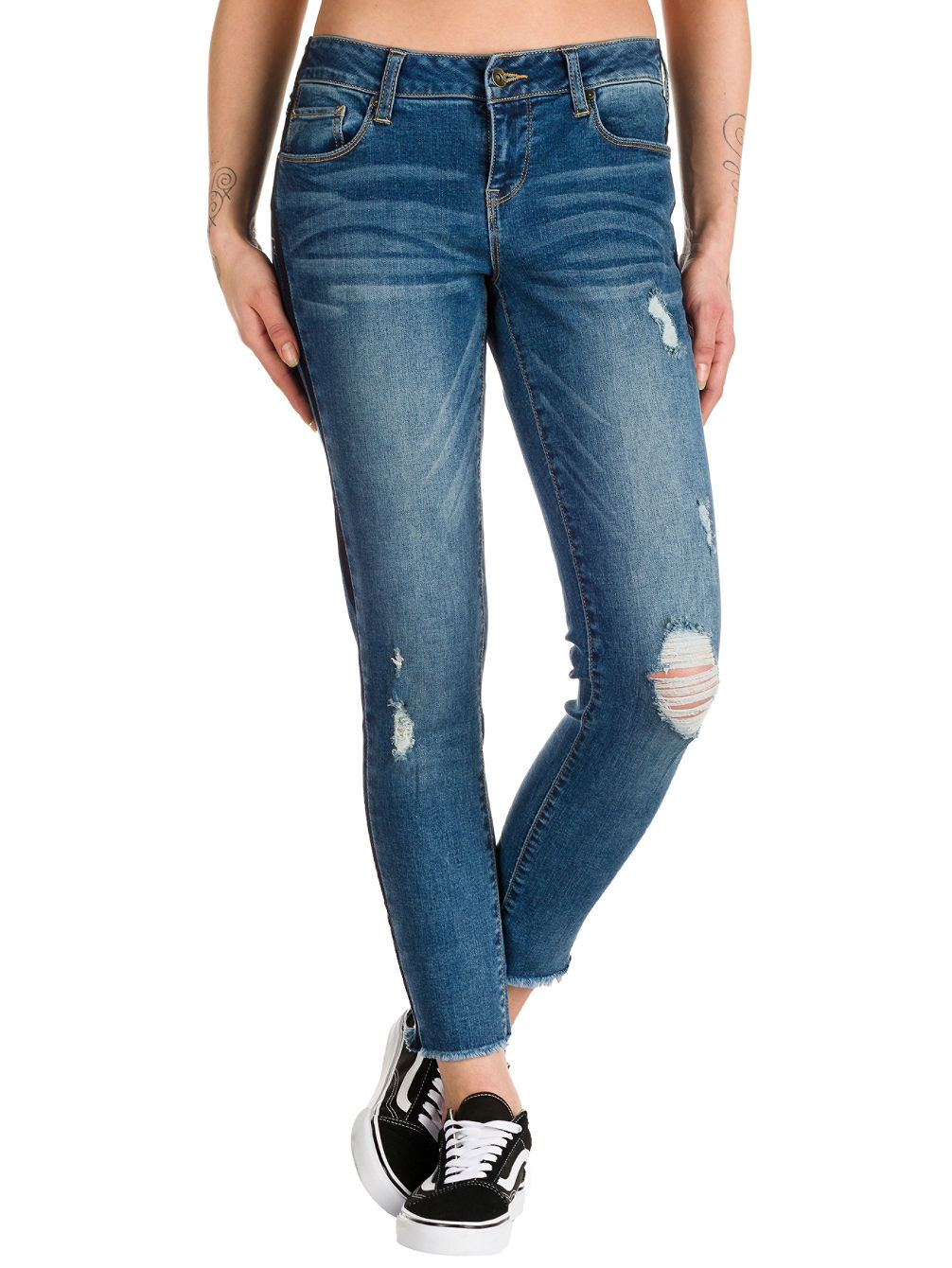 Tessa Ankle Jeans
