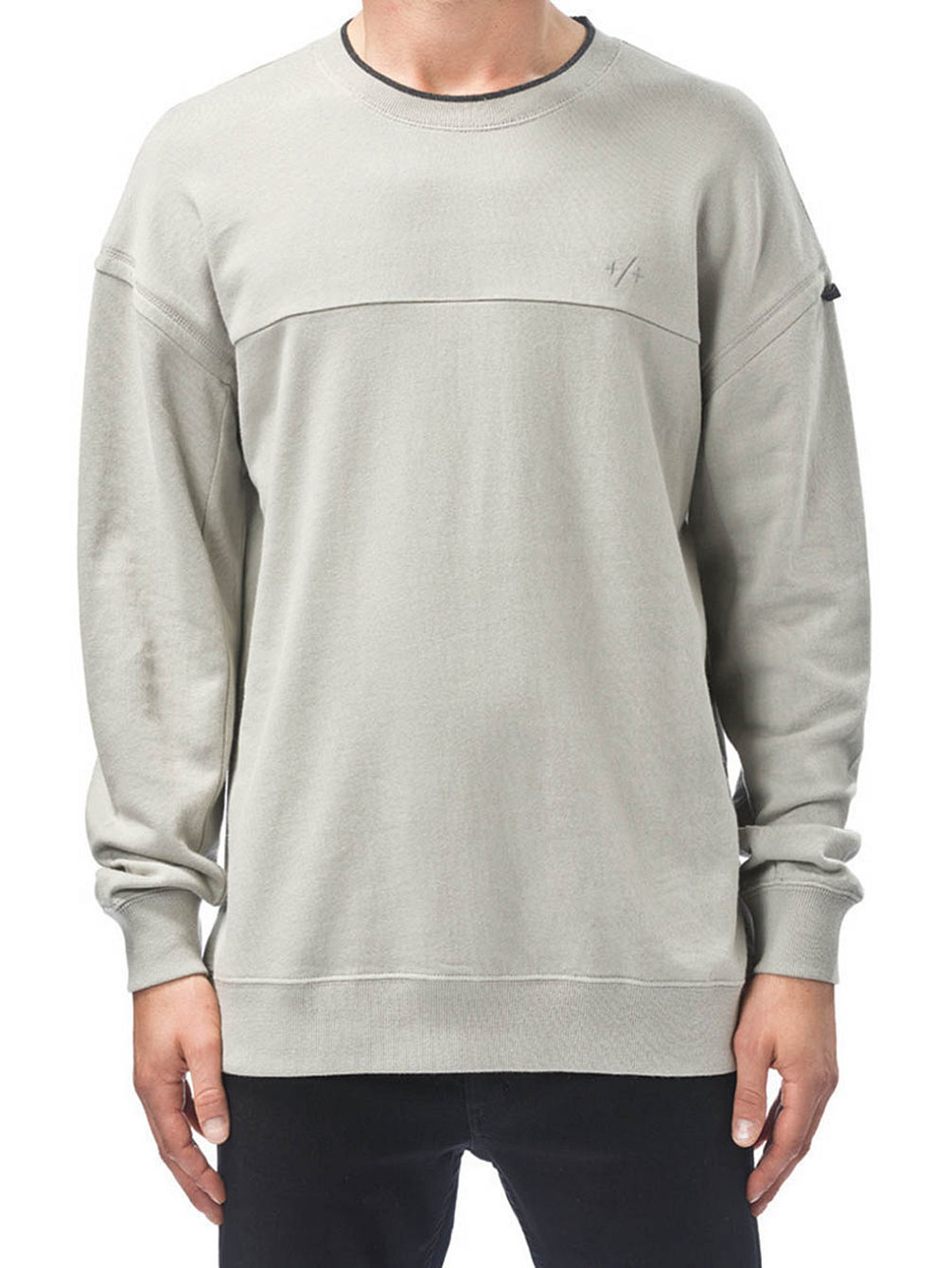 Dion Pointer Crew Sweater