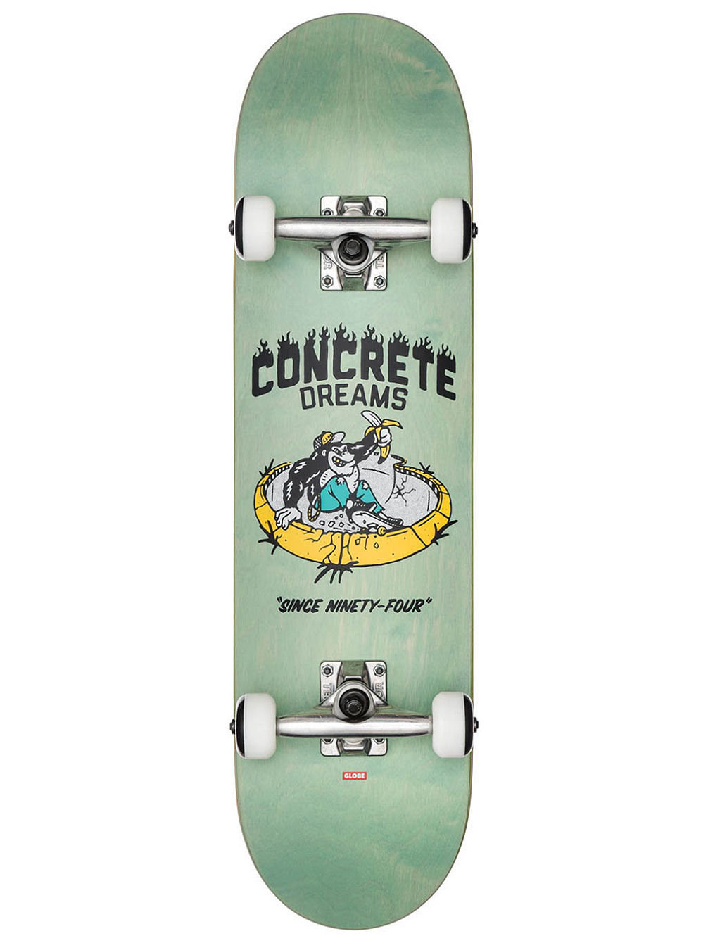 "Concrete Dreams Mid 7.6""MD Complete"