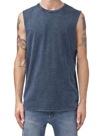 Globe Twisted Tank Top