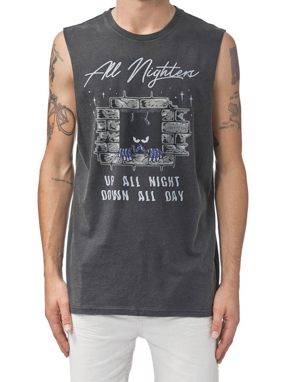 All Nighters Tank Top
