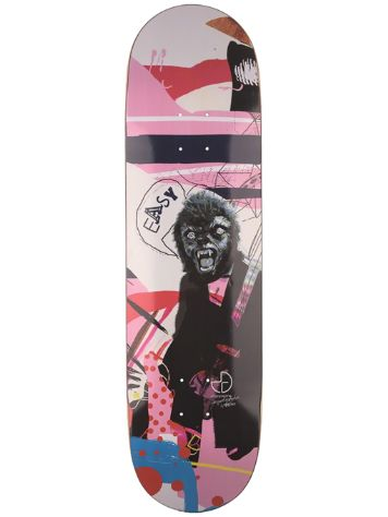 "Easygoinc Easy Monkey 8.25"" Skate Deck"