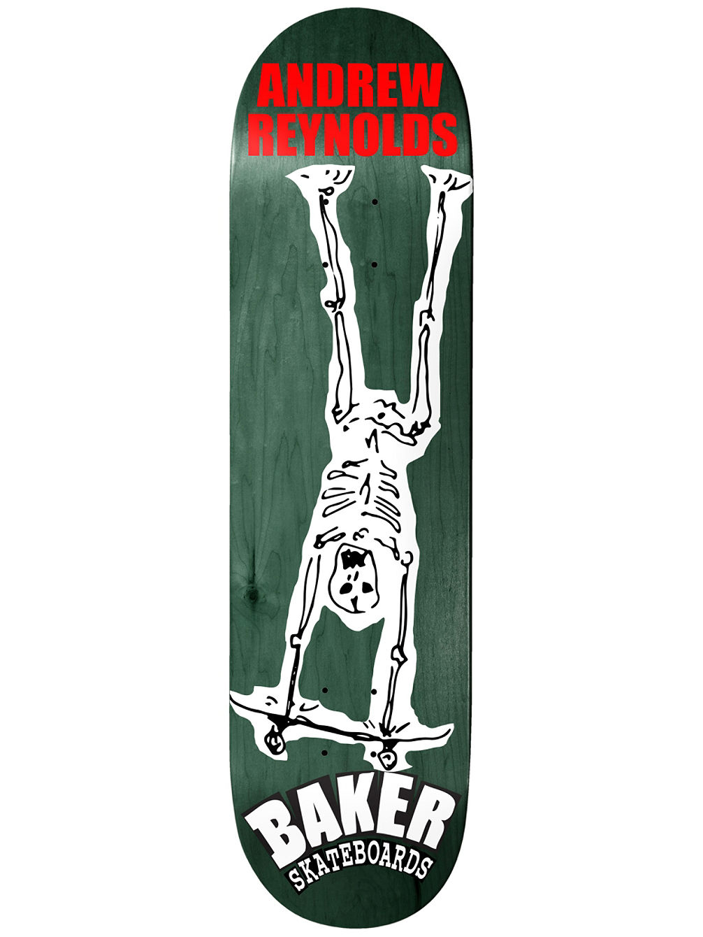 "Reynolds From The Grave 8.25"" Skate Deck"