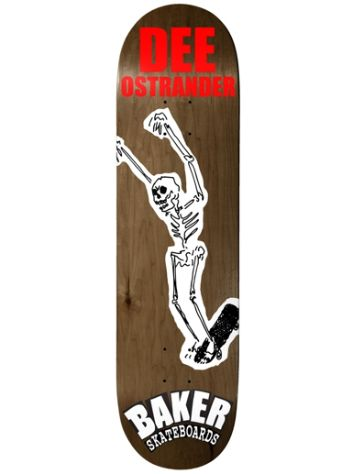 "Baker Dee From The Grave 8.0"" Skate Deck"