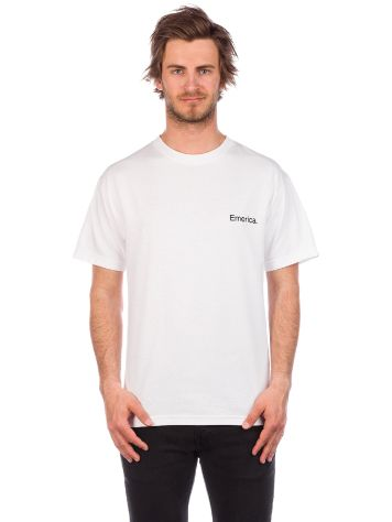 Emerica Pure Embroidery T-Shirt
