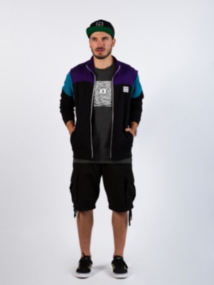Trainer Jacket Iriedaily Blow At Buy Up Blue Online Iw8tqAq