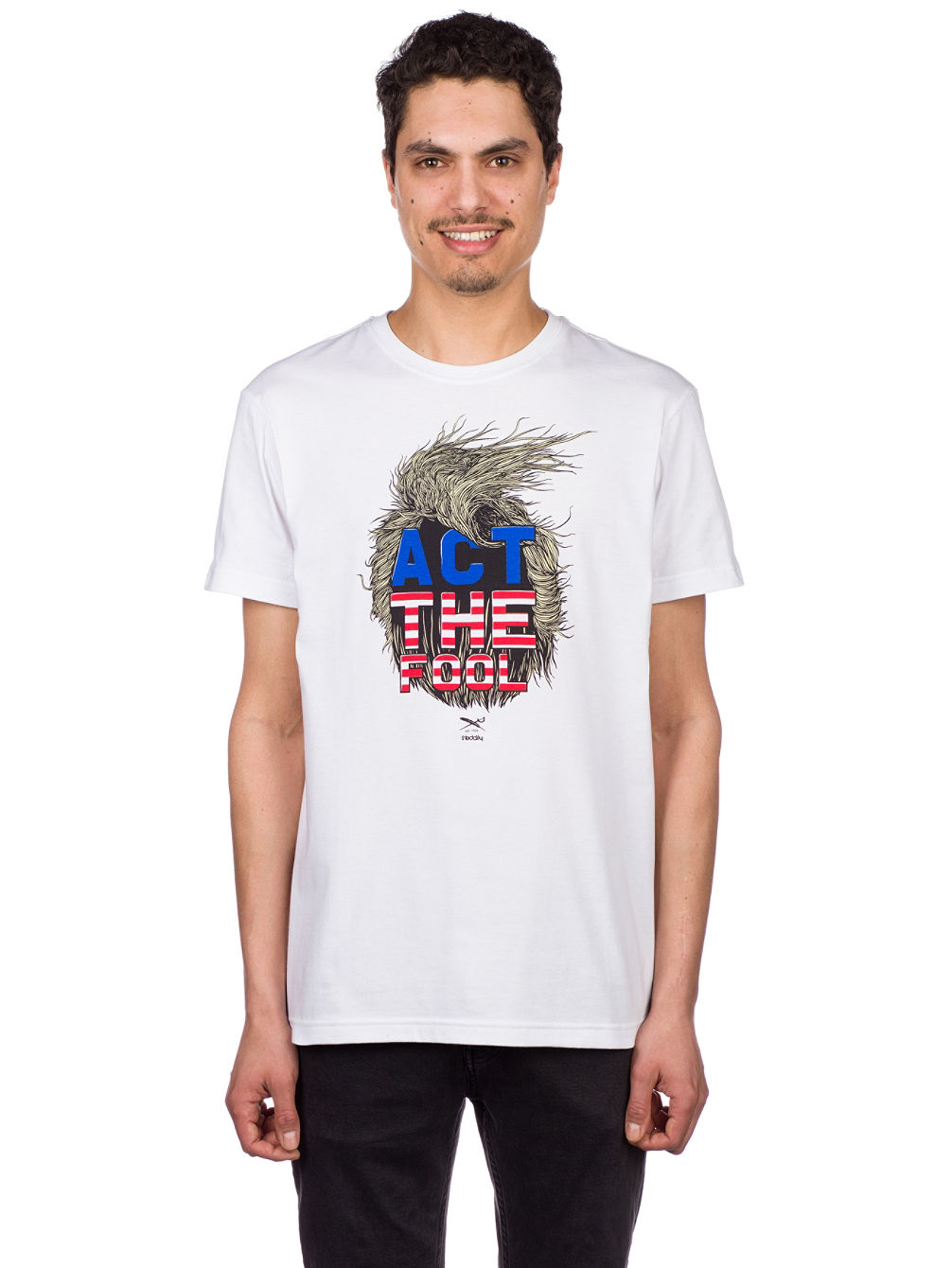 Act The Fool T-Shirt
