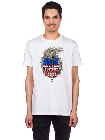 Iriedaily Act The Fool Camiseta
