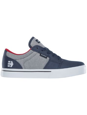 Etnies Barge LS Skate Shoes Boys