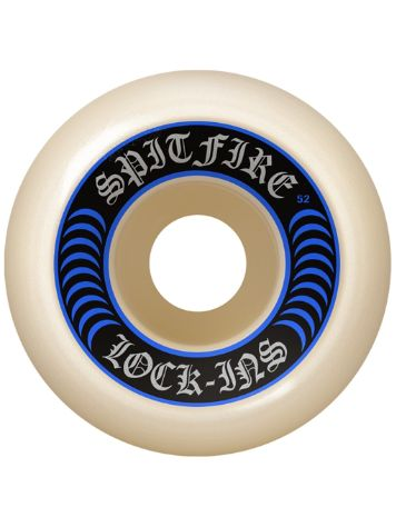 Spitfire Formular Four Lock-In 99D 52mm Wheels
