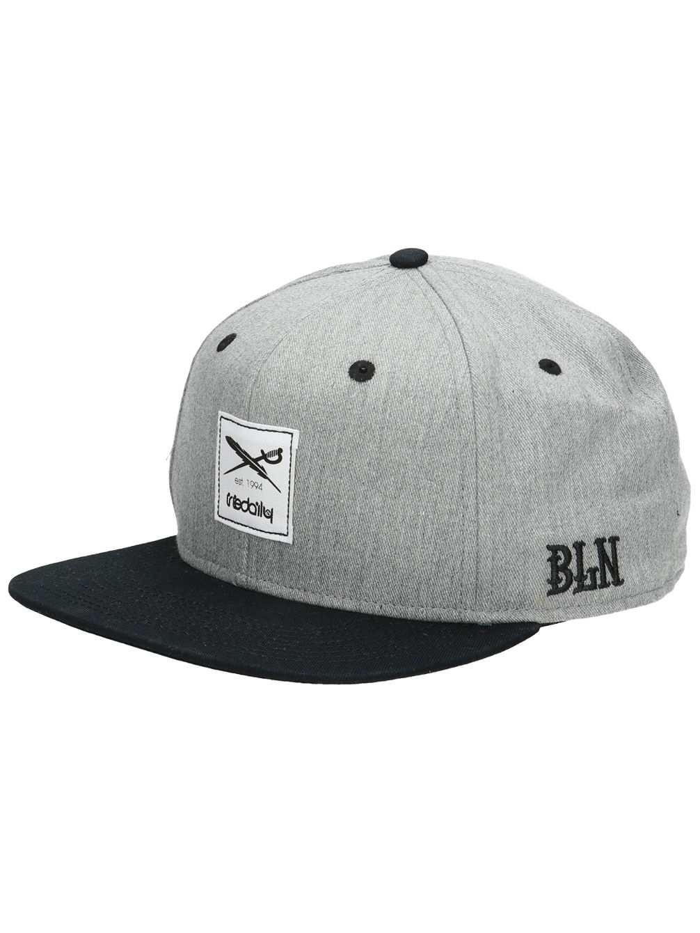 Daily Contra Snapback Keps