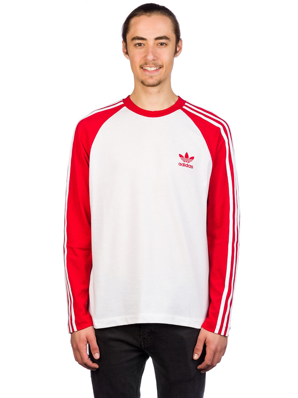 3-Stripes T-Shirt LS