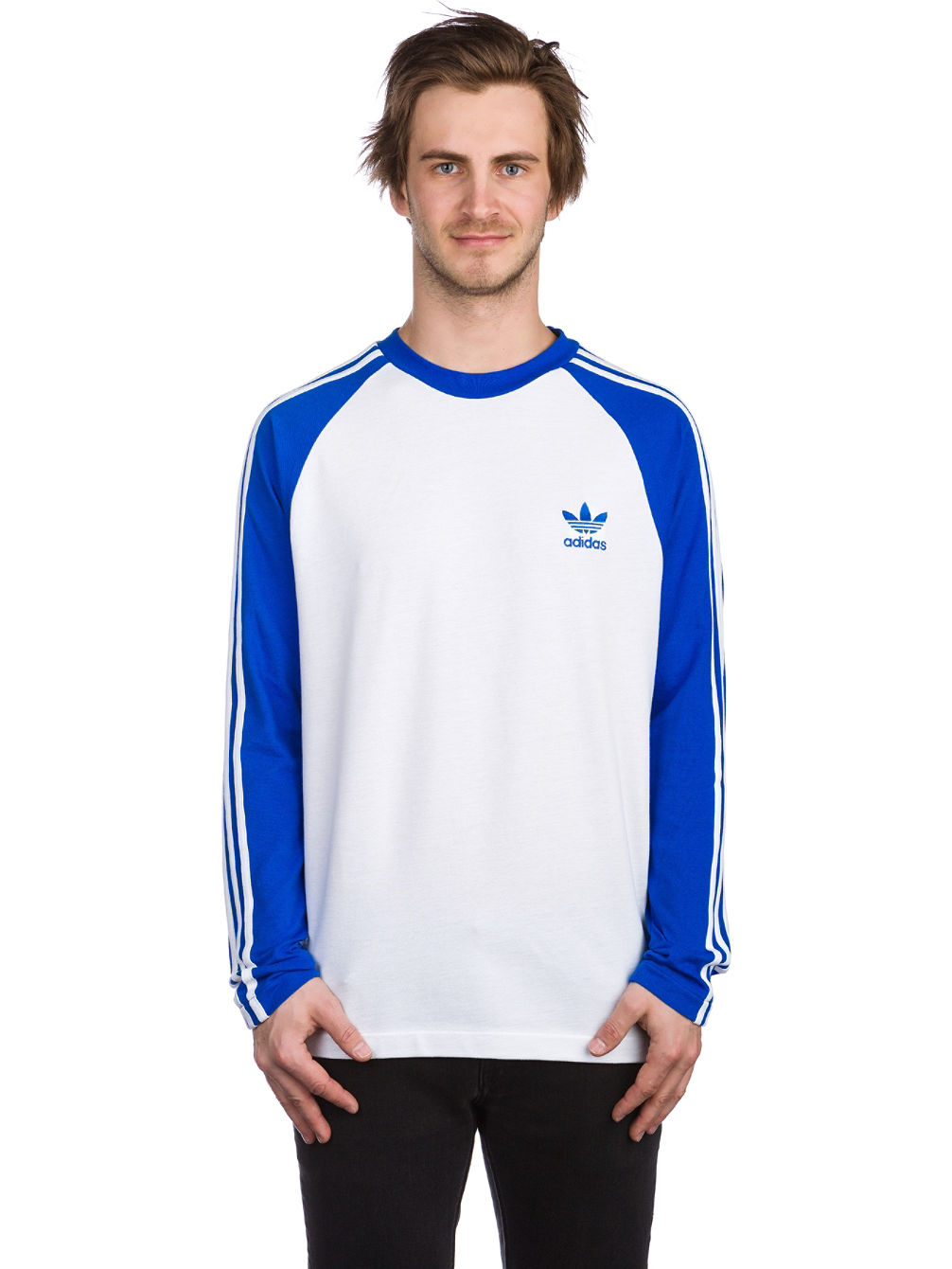 3-Stripes Long Sleeve T-Shirt