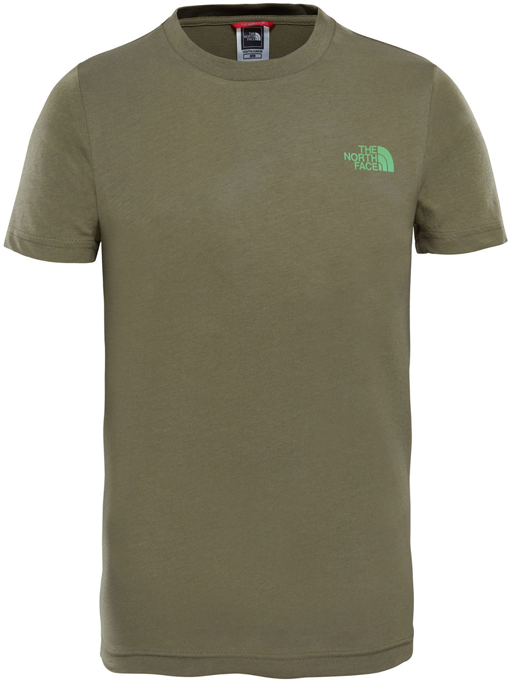 Simple Dome T-Shirt Boys