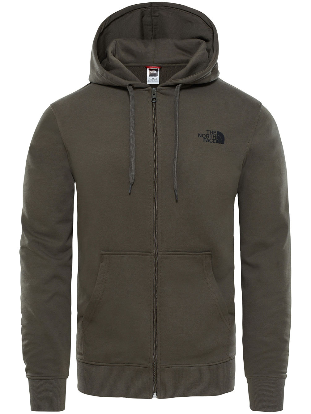 Open Gate Light Zip Hoodie