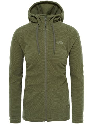 THE NORTH FACE Mezzaluna Hooded Chaqueta polar