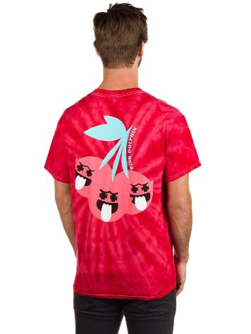Pink Dolphin Cherry Ghost Camiseta