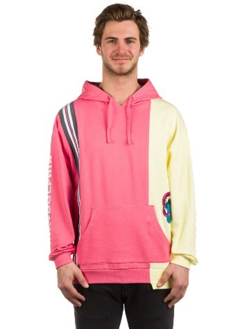 Pink Dolphin Script Fang Hoodie