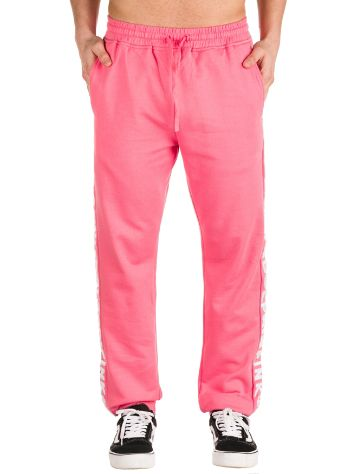 Pink Dolphin Script Fang Sweat Jogging Pants