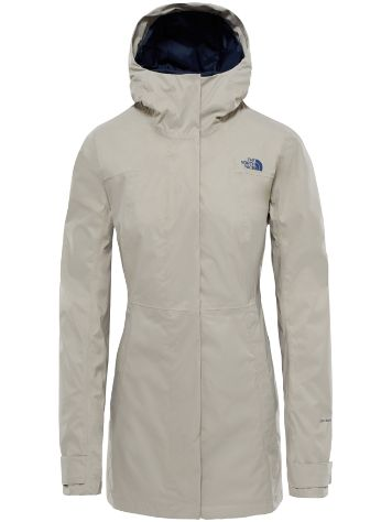 THE NORTH FACE City Midi Trenc Abrigo