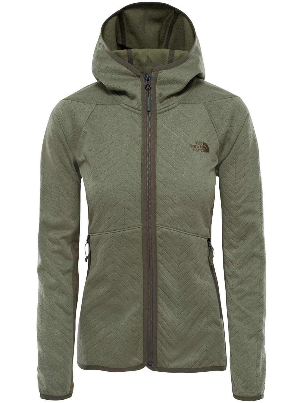 Arcata Hooded Fleecejacke