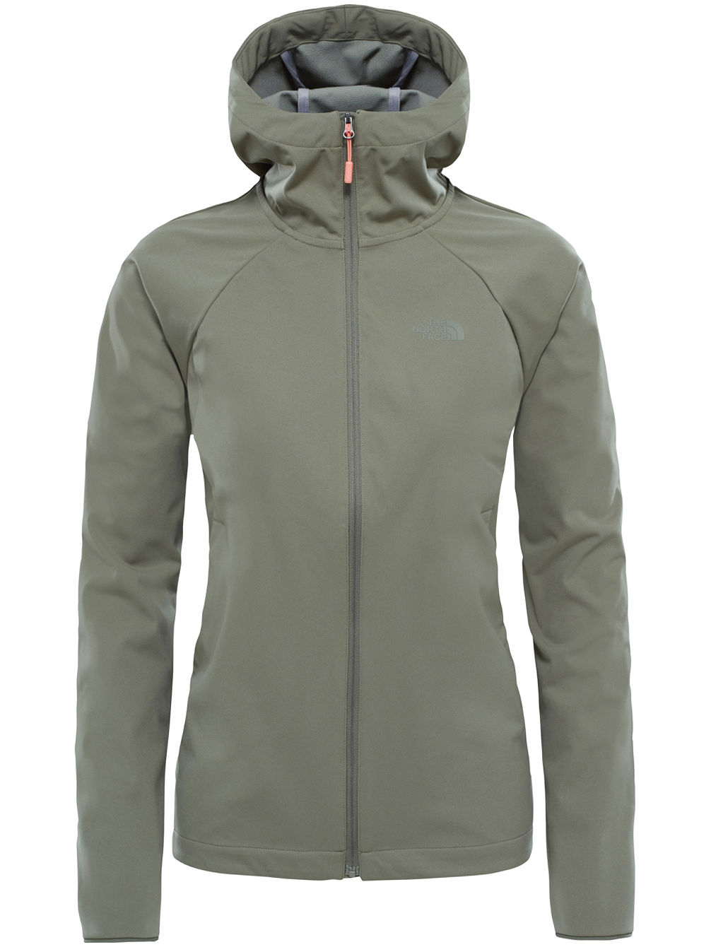 Inlux Softshell Hooded Outdoorjacke