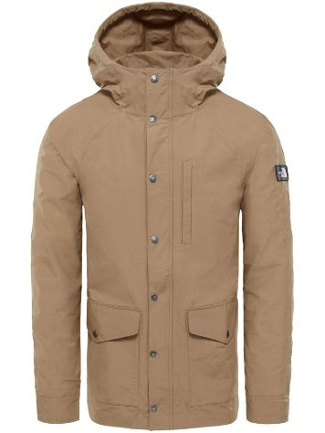 THE NORTH FACE Wax Canvas Utility Chaqueta