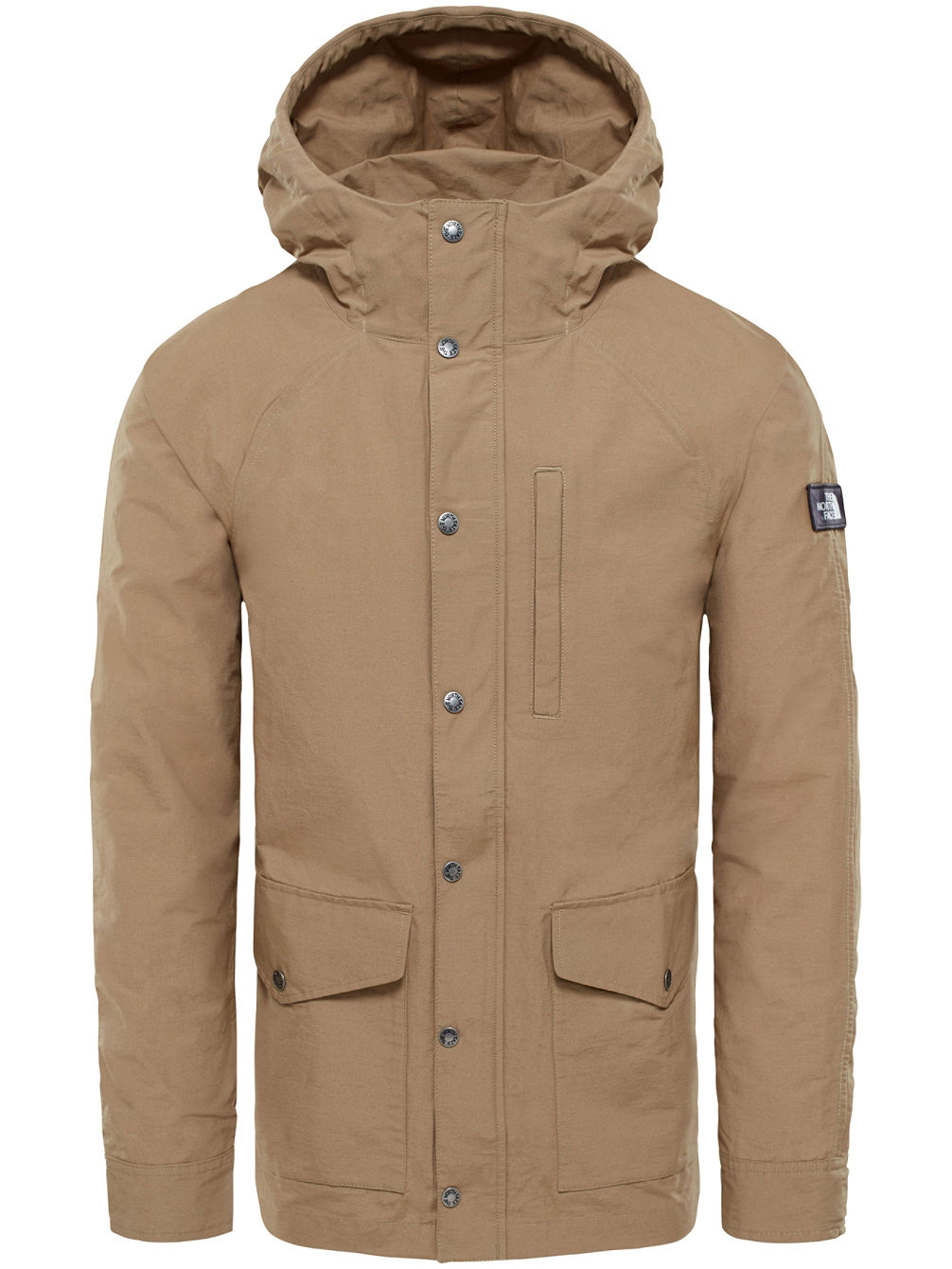Wax Canvas Utility Jacket