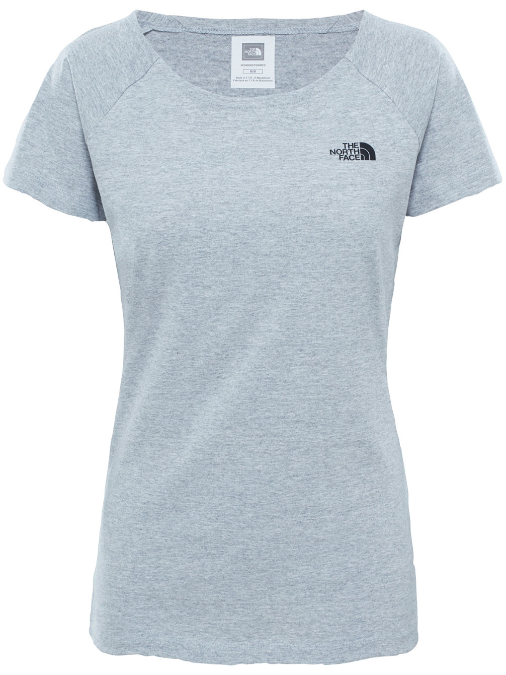 Raglan Simple Dome T-Shirt