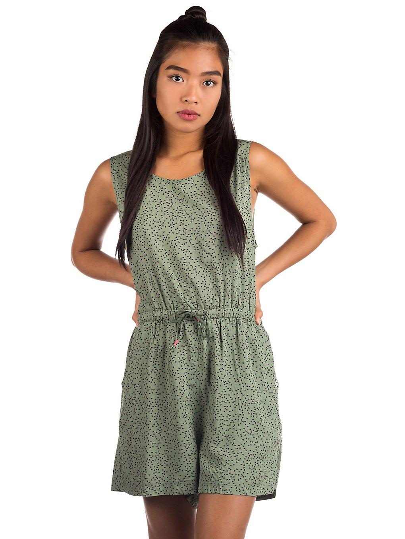 Hosen für Frauen - Iriedaily Packy Jumpsuit light olive  - Onlineshop Blue Tomato