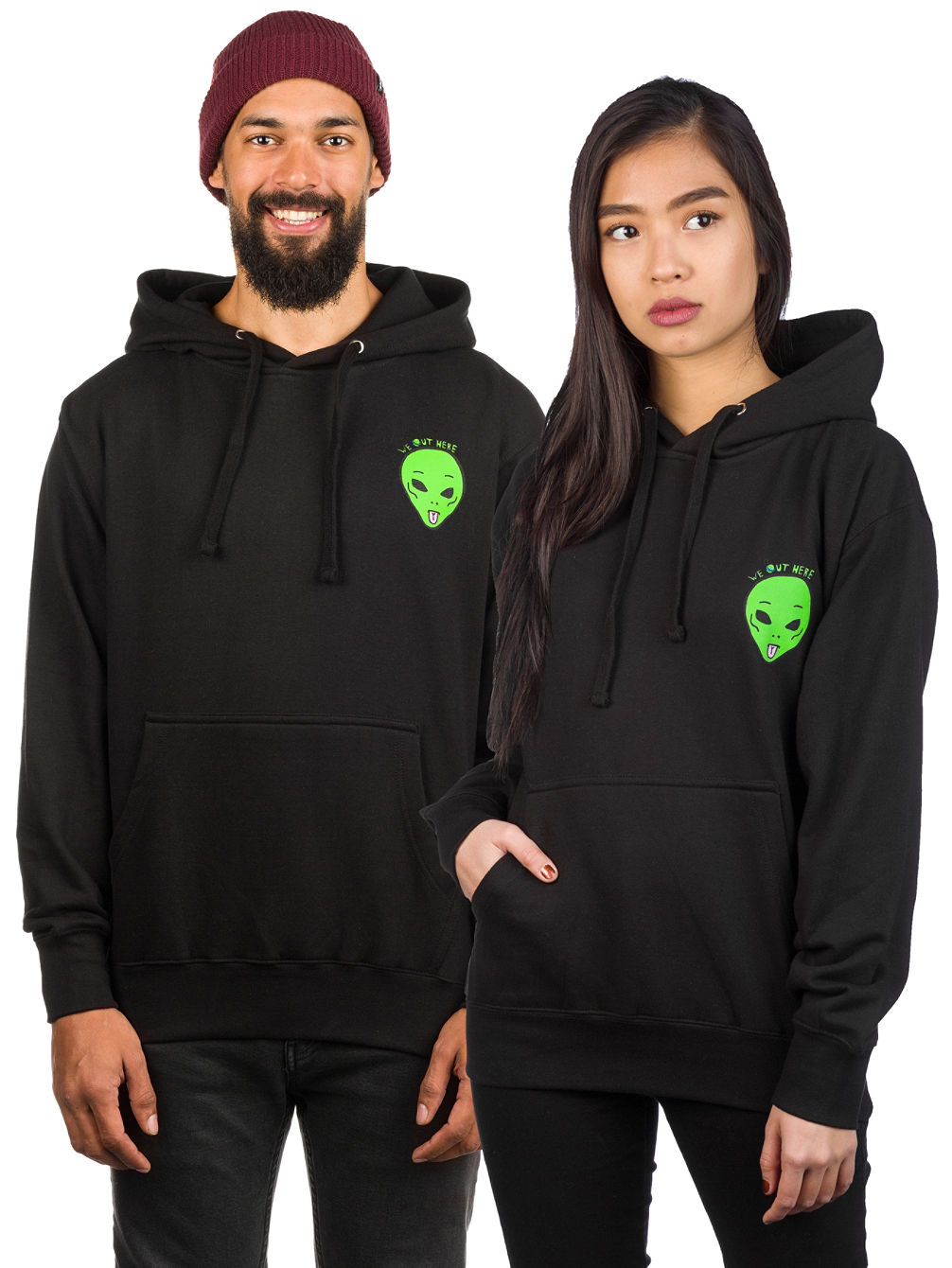 We Out Here Hoodie