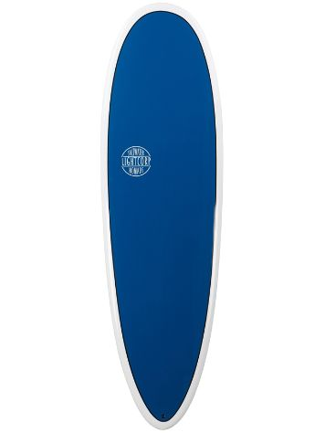 Light Minilog Epoxy Us+Future 7 Surfboard