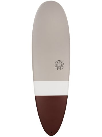 Light Minilog Epoxy Us+Future 6 Surfboard