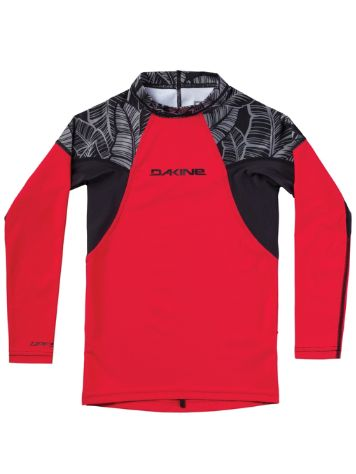 Dakine Heavy Duty Snug Fit Rash Guard LS Boys