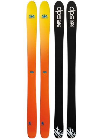 DPS Skis Wailer F112 168 2018