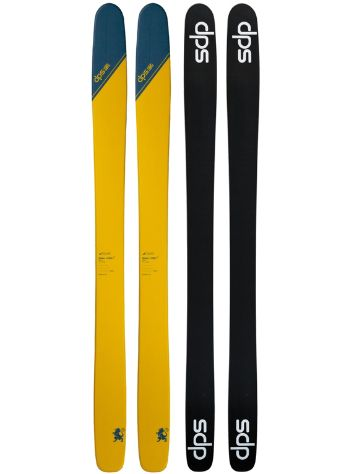 DPS Skis Wailer T112 168 2018 Touringski